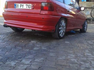 sorunsuz Opel Astra 1.4 GL