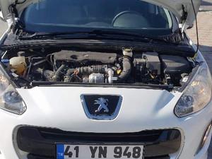 2. sahibinden Peugeot 308 1.6 HDi Active