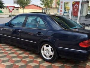 1999 49500 TL Mercedes Benz E 200 Avantgarde Komp.
