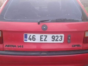 ikinciel Opel Astra 1.4 GL