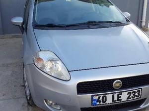 1. sahibinden Fiat Punto Grande 1.3 Multijet Dynamic