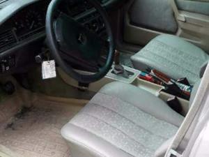1990 yil Mercedes Benz 190 E 2.0