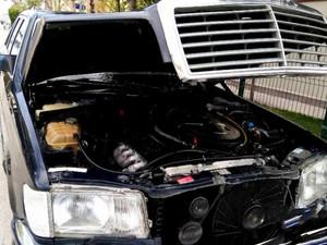 1986 26650 TL Mercedes Benz 300 300 SEL