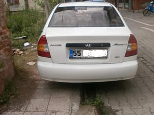 2. sahibinden Hyundai Accent 1.3 LX