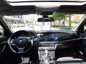 2014 model BMW 5 Serisi 520d