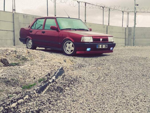 1995 modeli Tofaş Doğan SLX
