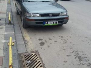 Toyota Corolla 1.6 XEi 22500 TL