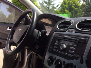 Hatchback Ford Focus 1.6 TDCi Trend X