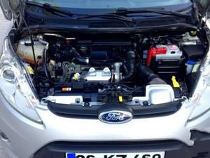 Dizel Ford Fiesta 1.4 TDCi Titanium