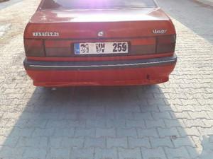 2el Renault R 21 1.7