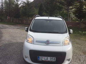 2013 modeli Fiat Fiorino 1.3 Multijet Combi Emotion
