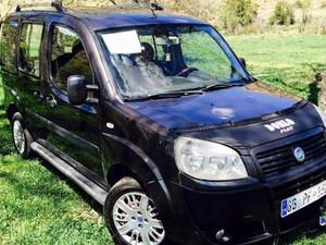 1. sahibinden Fiat Doblo Combi 1.3 Multijet Dynamic