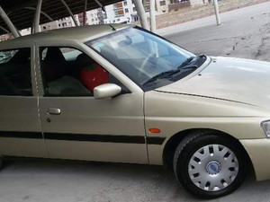 Hatchback Ford Escort 1.8 CLX