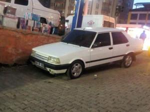 1998 modeli Tofaş Şahin 1.6