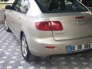 Sahibinden 2005 model Mazda 3 1.6 Dynamic