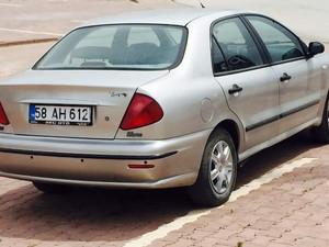 Fiat Marea 1.6 Liberty 23800 TL
