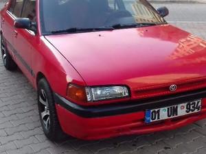 1993 13500 TL Mazda 323 1.6
