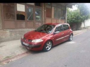 2005 model Renault Megane 1.4 Authentique