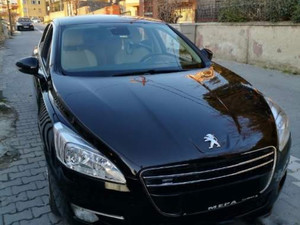 2012 63650 TL Peugeot 508 1.6 eHDi