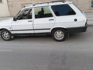 Renault R 12 Toros STW Beyaz