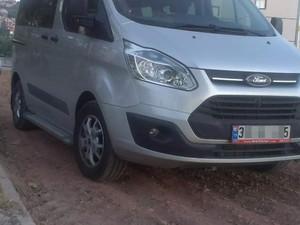 Ford Transit Custom 310 S 155 PS 5+1 DELUX FULL