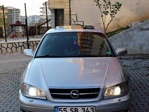 2. sahibinden Opel Omega 2.5 Elegance