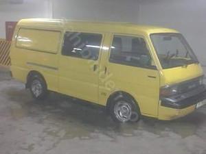 Yarım Camlı Van Mazda E 2200 E 2200 Glass Van HD