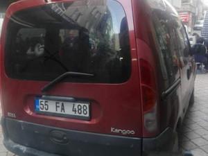 Renault Kangoo 1.4 RTE Kırmızı