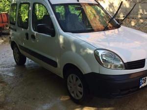 Camlı Van Renault Kangoo 1.5 dCi Multix Authentique