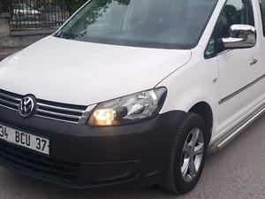 2011 35950 TL Volkswagen Caddy 1.6 TDI Maxi Van
