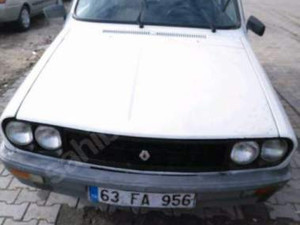 1. sahibinden Renault R 12 SW