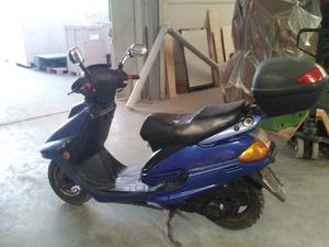 Satılık scooter