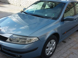 2004 model Renault Laguna 1.6 Expression