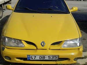 Renault Megane 1.6 Coupe 220000 km