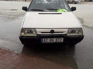 1990 yil Skoda Favorit 136 L