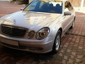 Temiz Mercedes Benz E 200 CDI Classic