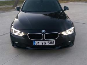 2014 model BMW 3 Serisi 316i