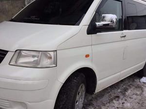 Düz Vites Volkswagen Transporter 1.9 TDI City Van