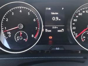 2012 yil Volkswagen Golf 1.4 TSi Comfortline