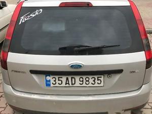 2004 yil Ford Fiesta 1.4 TDCi Comfort