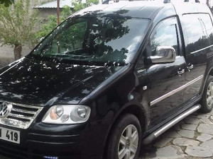 Volkswagen Caddy 1.9 TDI Siyah