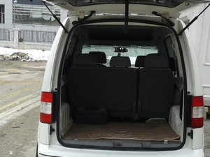 2005 model Volkswagen Caddy 1.9 TDI