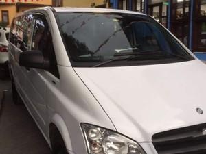 2012 73000 TL Mercedes Benz Vito 110 CDI