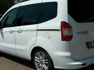 Camlı Van Ford Tourneo Courier 1.6 TDCi Titanium Plus