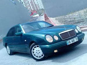 1. sahibinden Mercedes Benz E 200 Classic