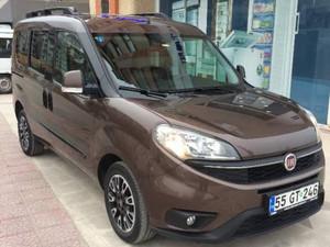 2015 model Fiat Doblo Combi 1.3 Multijet Premio