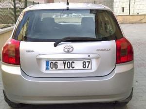 2003 30700 TL Toyota Corolla 1.6 Terra
