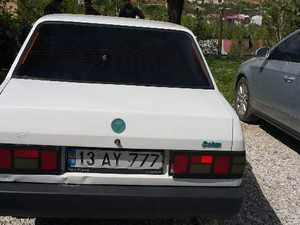Tofaş Şahin Şahin 5 Vites 9000 TL