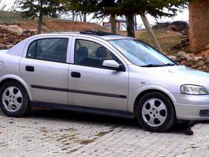 Temiz Opel Astra 1.6 Edition