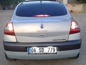 Sahibinden 2004 model Renault Megane 1.6 Dynamic